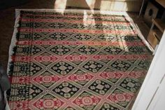 Antique Coverlet woven by Adam Yearous 1851,  woven just before the Civil war.  http://hipswap.s3.amazonaws.com/items/109668/109668_full.jpg