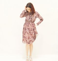 www.alltheprettygirls.es Shop Online - Vestido Beautiful Violet | All The Pretty Girls