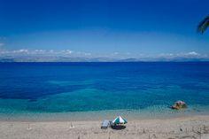 Прекрасная  бело - голубая  Греция.