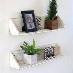 Oversized Floating Shelves | Set of 2 | Jane
