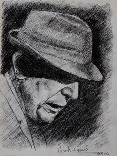 Leonard Cohen, By Pierre-Rene Legrand