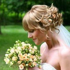 wedding hair styles for short hair. i just wish it had tutorials.