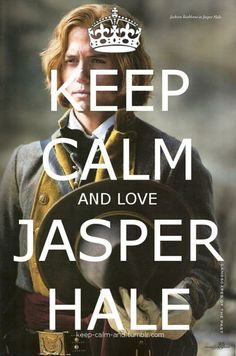 Keep Calm and Love Jasper Hale.....yes, yes my bestie .@btwnthestack does just this!