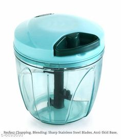 Choppers & Peelers Big Size Chopper 900ml Green Chopper (Pack Of 1) Material: Plastic Pack: Pack of 1 Length: 13 cm Breadth: 13 cm Height: 14 cm Sizes:  Free Size (Length Size: 5 in Width Size: 5 in) Country of Origin: India Sizes Available: Free Size   Catalog Rating: ★4.1 (8681)  Catalog Name: Colorful Chopper CatalogID_1527066 C135-SC1656 Code: 322-8893600-993