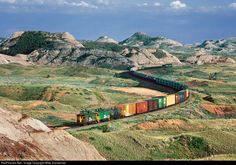 RailPictures.Net Photo: BN 12155 Burlington Northern Railroad caboose at Sully Springs, North Dakota by Mike Danneman