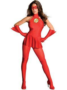 El mayor catálogo online para comprar disfraz de flash para chica. Precios muy económicos, envío 24 horas y devolución garantizada.