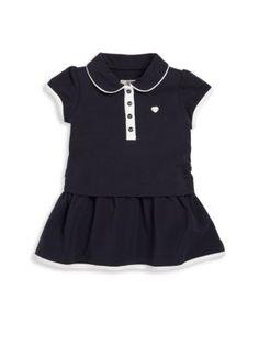 Armani Junior - Baby's Collared Dress<br>
