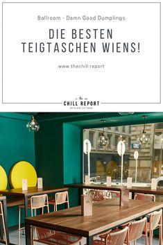 - The Chill Report Best Dumplings, Food Reviews, Restaurant Recipes, Vienna, Austria, Restaurants, Europe, Pork Belly, Filling Station