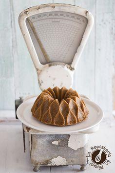 Hazelnut and Coffee Bundt Cake