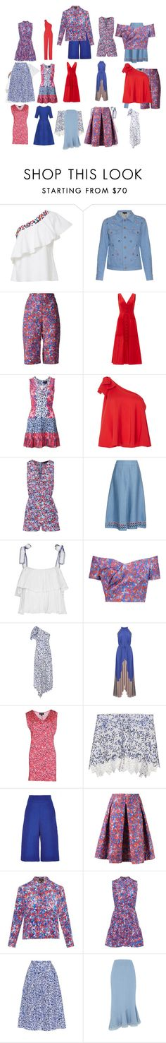 """Untitled #3807"" by luciana-boneca ❤ liked on Polyvore featuring Saloni"