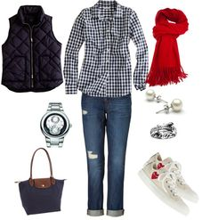 """Ready for Fall"" by colelau on Polyvore"
