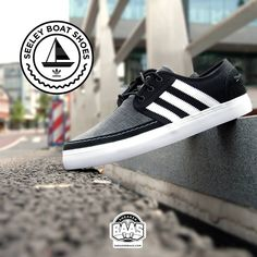 #adidas #seeley #addiasseeley #adidasboat #sneakerbaas #baasbovenbaas  Adidas Seeley Boat Shoes! - Now online!  For more info about your order please send an e-mail to webshop #sneakerbaas.com!
