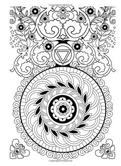 Art Therapy: Mandalas: 100 Designs, Colouring in and Meditation: Sophie Leblanc: 9781909342767: Books - Amazon.ca