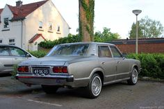 Toyota Crown 2600 Super Saloon aut. 1977 (49-SK-05)
