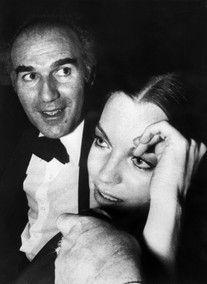 Michel PICCOLI, Romy SCHNEIDER  Festival de Cannes 23e 1970