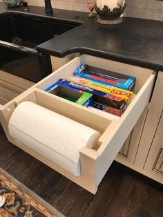 Family Home Interior 20 Easy DIY Kitchen Storage Ideas For Kitchen Design.Family Home Interior 20 Easy DIY Kitchen Storage Ideas For Kitchen Design Diy Kitchen Storage, Kitchen Redo, Diy Storage, Smart Kitchen, Storage Design, Kitchen Diy Design, Kitchen Storage Furniture, Cool Storage Ideas, Small House Storage Ideas