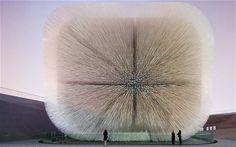 UK Pavilion (Seed Cathedral) Shanghai World Expo (2010)