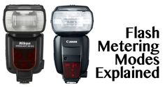Flash Metering Systems TTL, A-TTL, E-TTL and E-TTL II Terms used in this article are Canon specific but there are the same or similar terms for Nikon, Sony, Olympus and other camera manufacturers. When you use your camera's metering system, the meter will measure the reflected light from your subject (see: Metering Modes and How Your Camera …