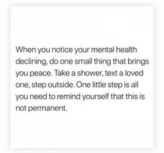 Mental Health About Stress Positive Quotes, Motivational Quotes, Inspirational Quotes, Uplifting Quotes, Best Quotes, Love Quotes, Favorite Quotes, Happiness, Fitness Motivation