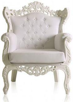 Charmant Pretty Princess Chair