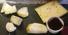 Stinking Bishop and Poacher Cheeses