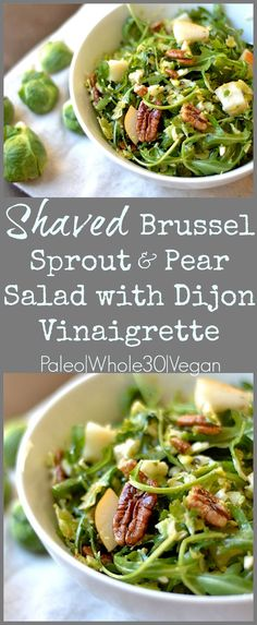SUPER EASY and yummy salad that makes a perfect side or lunch!