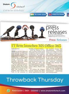 Ms Office 365, Professional Web Design, Web Design Company, It Network, Starting A Business, Software Development, Microsoft, United Kingdom, Digital Marketing