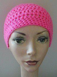 Double Crochet Hat Pattern  Crochet Head Hugger (free pattern)