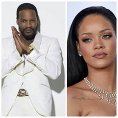 Singer Jaheim has been coming at everyone including Fameolous on social media after he got annihilated by Twitter for his new hairstyle. A Rihanna fan made a joke about his hairline before later deleting the tweet, but not before Jaheim responded with shade towards Rihanna calling her a slave. Queen @officialjaheim back at it again …