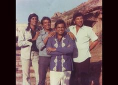 Do you 'like' these old photos of Big B?