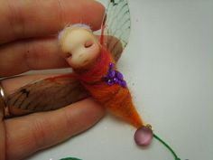 Baby fairy butterfly cocoon (etsy) -- so cute!