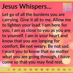 Thank you Jesus...<3