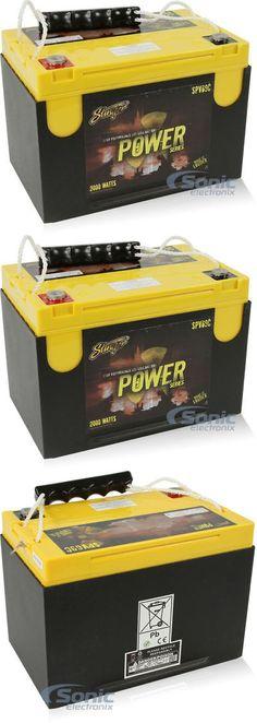 Stinger Spv69c Spv 69c 100 Amp 69 Ah Dry Cell Car Battery