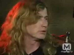 The Top Ten Best Dave Mustaine Moments. This is Number Eight.