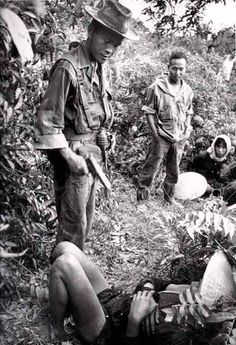 Mekong Delta, Vietnam, 1962. Dickey Chapelle.