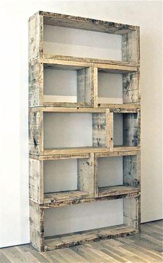 Paletten-Design und andere Möbel im Raw-Design II.