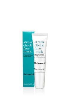 Stress Check Face Mask | Mask For Irritated Skin | This Works