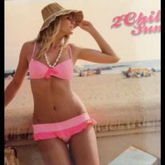 Swimsuits and More!!!!!! XXS-Plus Size All styles from sexy to sporty. Browse through my closet to find your perfect bikini. I even carry D/DD size tops and plus size:) choose from bandeau, sliding tri, halter and push up bra style bikini tops. Tons of assorted fitting bottoms. assorted Swim Bikinis