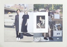 A lookbook for the Baserange autumn & winter 2014 collection. Photography…