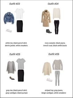 The Essential Capsule Closet: The Complete Capsule Wardrobe Guide - Classy Yet Trendy