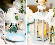 Elegant & Lush Vintage Bloom Baby Shower from Hostess {with the Mostess}