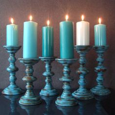 Candlesticks