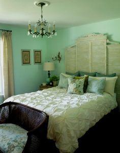 Vintage Master Bedroom For Mom On Pinterest Contemporary Bedroom