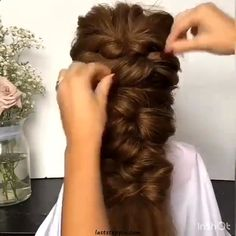Easy Party hairstyle 2019 for girls Easy Party hairstyle 2019 for girls .Braid Hairstyles For Long Hair Easy Party Hairstyles Hairstyles Videos Formal Hairstyles Pretty Hairstyles Girl Hairstyles Wedding Hairstyles Hair Creatio Easy Party Hairstyles, Pretty Hairstyles, Easy Hairstyles, Girl Hairstyles, Hairstyles Videos, Easy Hairstyle For Party, Easy Elegant Hairstyles, Prom Hair Updo Elegant, Hair Upstyles