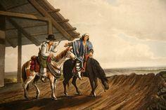 pinturas de buenos aires colonial - Buscar con Google