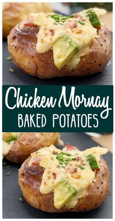 24 Best Baked Potato Fillings Images Cooking Recipes Food