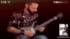 The newest member of talented musicians on JamTrackCentral- AWESOMENESS *NEW* Yiannis Papadopoulos' 20 Prominent Metal Licks at JAMTRACKCENTRAL.COM