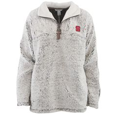 NC State Wolfpack Women's Poodle 1/4 Zip
