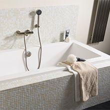 Sanitair & tegels Bathroom, Bathtub