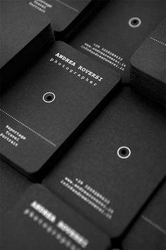Andrea Roversi Business Card